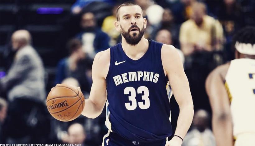 f640636b2 NBA Grizzlies will retire Spaniard Marc Gasol s No. 33